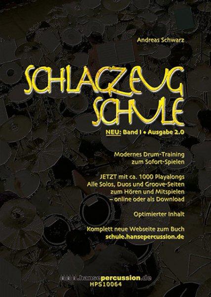 Schlagzeugschule Andreas Schwarz, Band 1