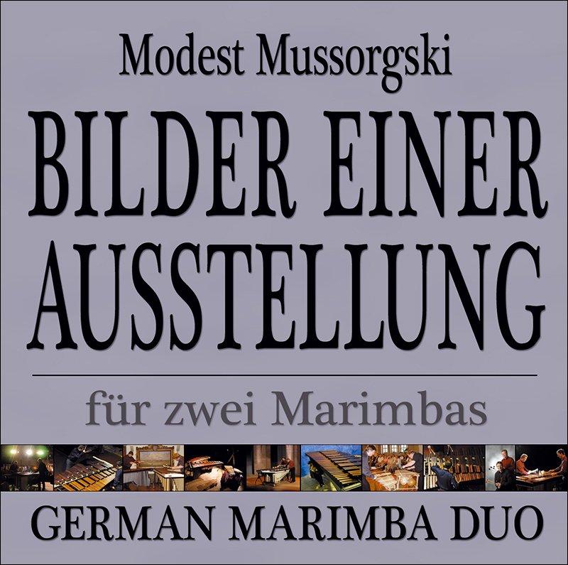 CD BILDER EINER AUSSTELLUNG